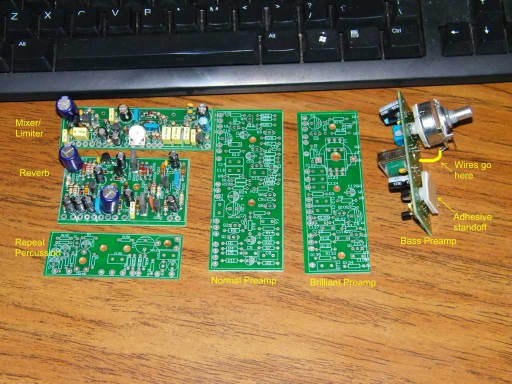 Wiring Led Board